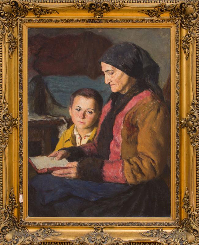EASTERN EUROPEAN SCHOOL: READING