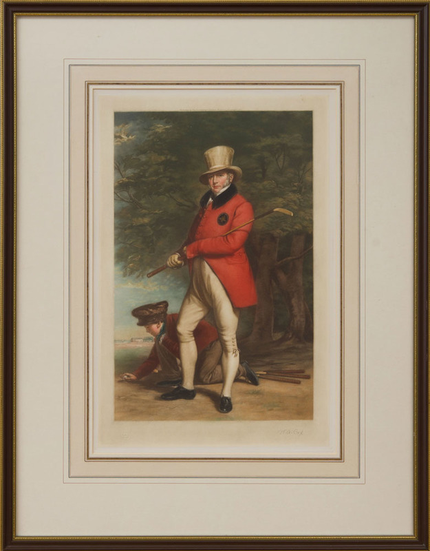 AFTER HENRY RAEBURN (1756-1823): JOHN TAYLOR