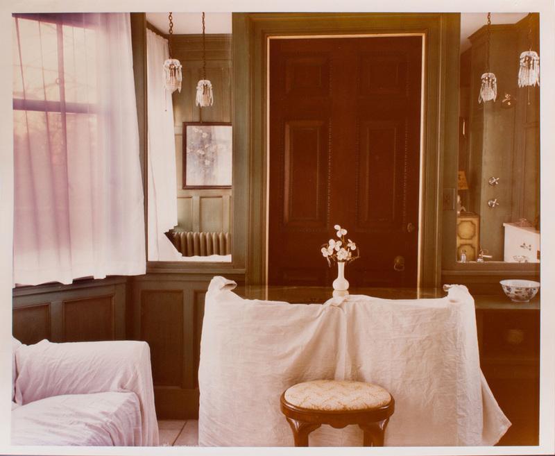 LEN JENSHEL (b. 1949): OLD WESTBURY GARDENS-OLD WESTBURY, N.Y.