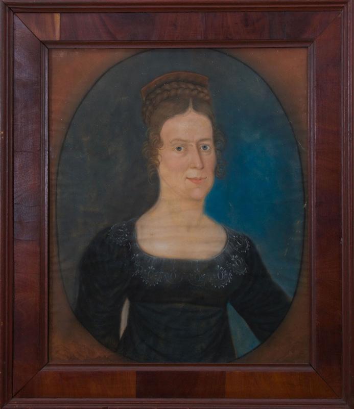 American School: Portrait of a Woman