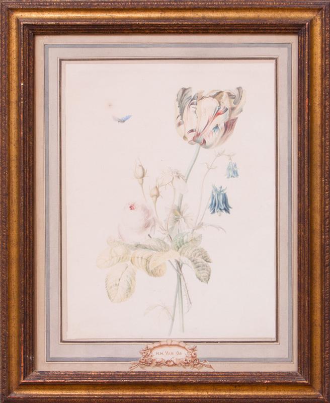 ATTRIBUTED TO MARIA MAGRITA VAN OS (1779-1862): TULIP