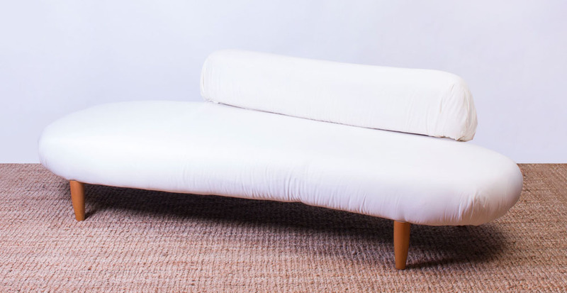 PALAZZETTI 'CLOUD' SOFA, IN THE STYLE OF ISAMU NOGUCHI