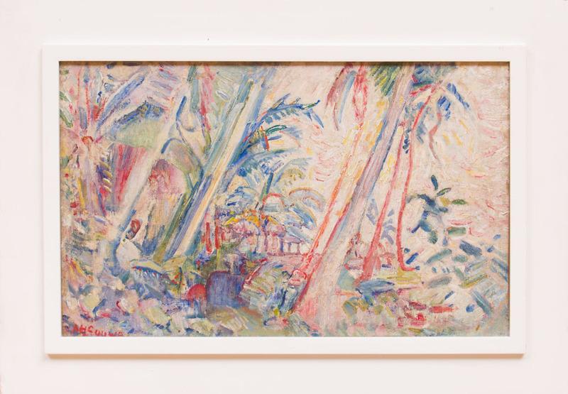 ADRIAAN HERMAN GOUWE (1875-1965): TAHITIAN