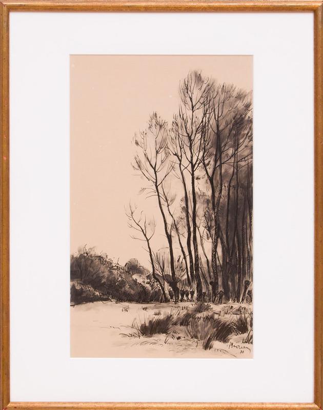 20TH CENTURY SCHOOL: TREES