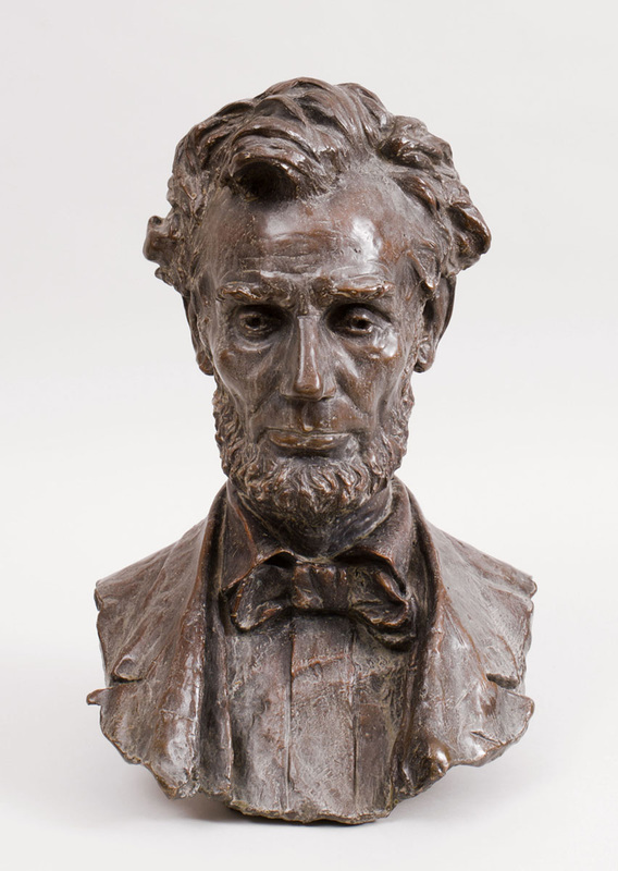 George Edwin Bissell (1839-1920): Abraham Lincoln
