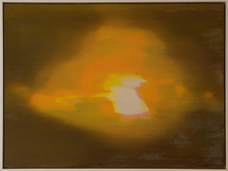 CAOMIN XIE (b. 1974): BAGDAD NIGHT