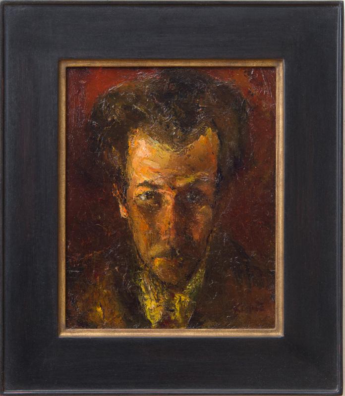FRANZ KLINE (1910-1962): SELF PORTRAIT