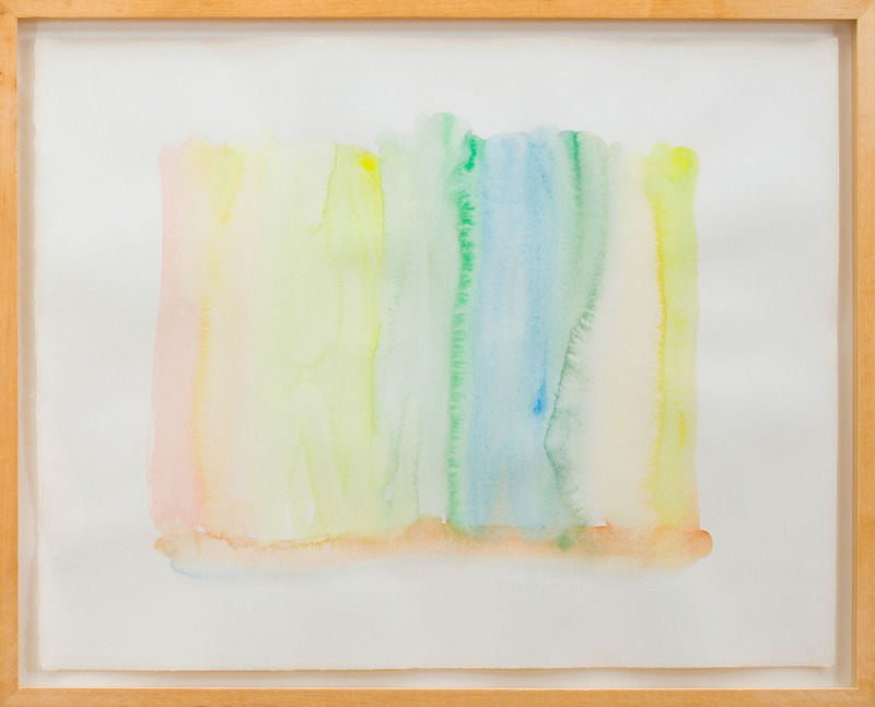 DONALD KAUFMAN (b. 1935): UNTITLED: A GROUP OF FIVE