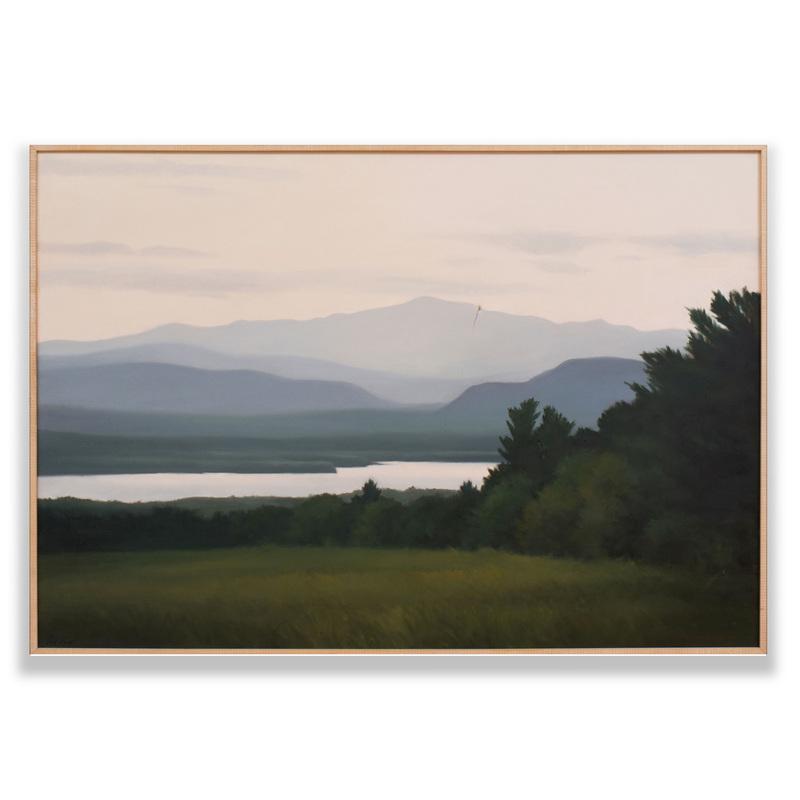 Robert Jordan (1925-1993): Mount Washington