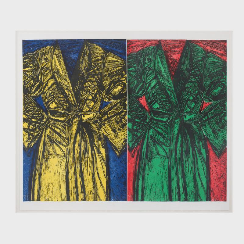 Jim Dine (b. 1935): Kindergarten Robes