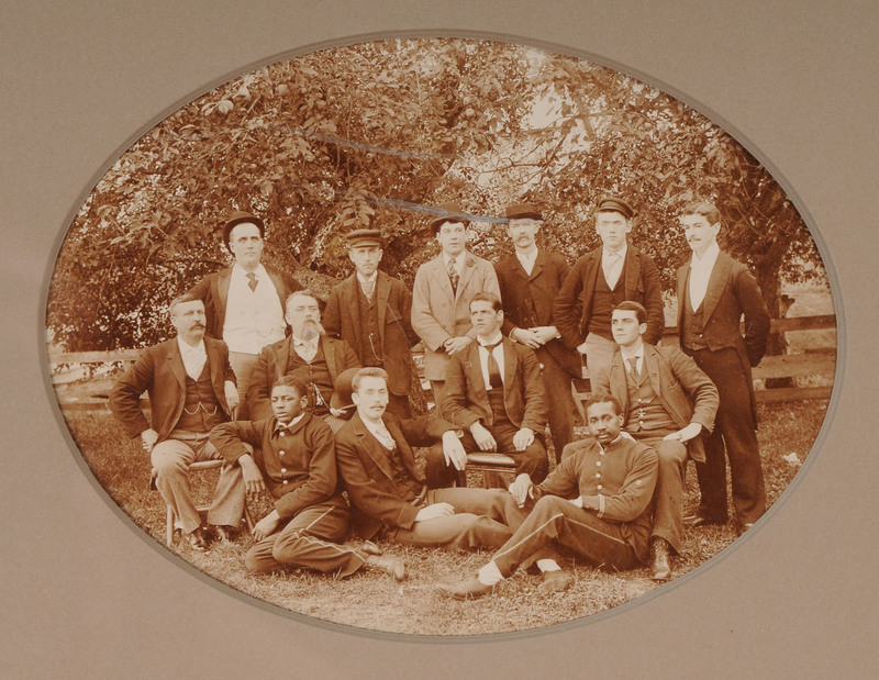 CHAS M. STANLEY (C. 1900): THE BOYS