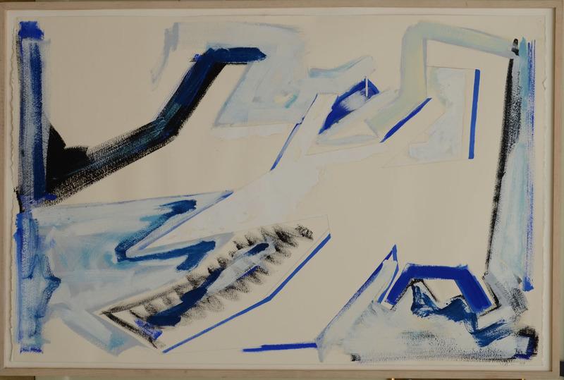 Dennis Ashbaugh (b. 1946): Untitled