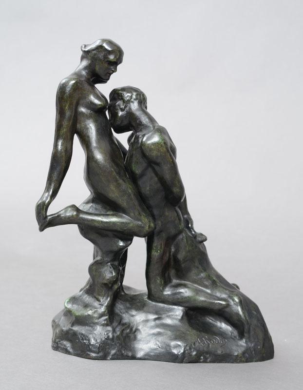 AUGUSTE RODIN (1840-1917): L'ETERNELLE IDOLE