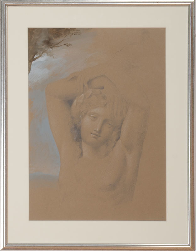 CARLO MARIA MARIANI (b. 1931): STUDY OF A YOUNG BOY