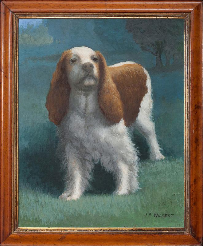 J.F. Wilfert: Spaniel