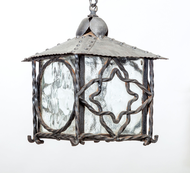 Lantern, Continental, Mid-20th Century