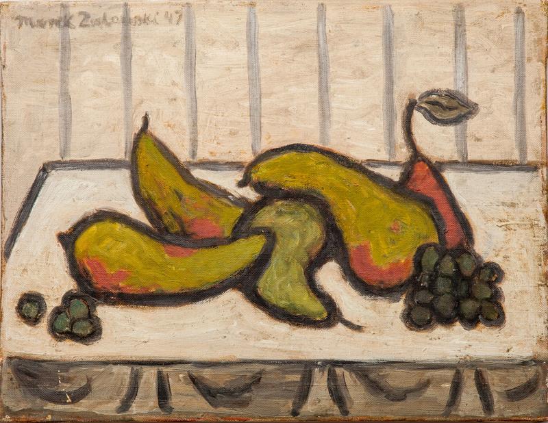 20th Century School: Still Life with Fruit