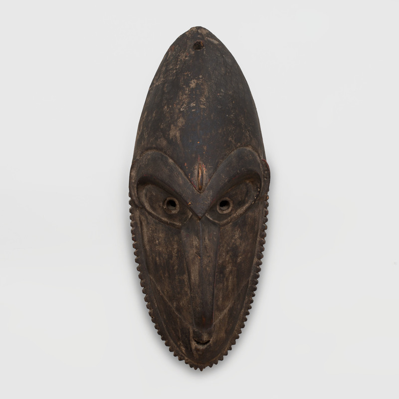 Sepik River Style Wood Mask