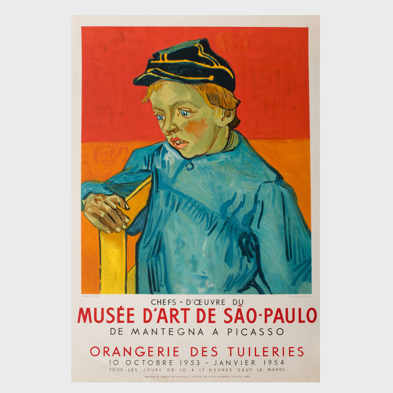 Two French Exhibition Posters