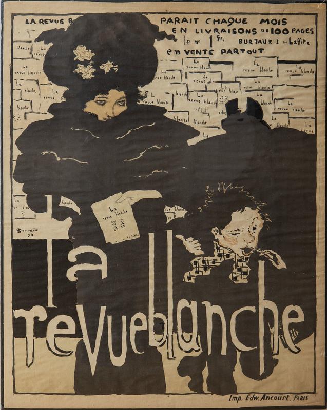 Pierre Bonnard ( 1867-1947): La Revue Blanche