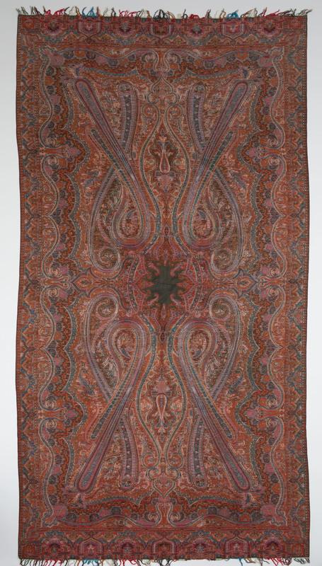 Kashmir Embroidered Shawl
