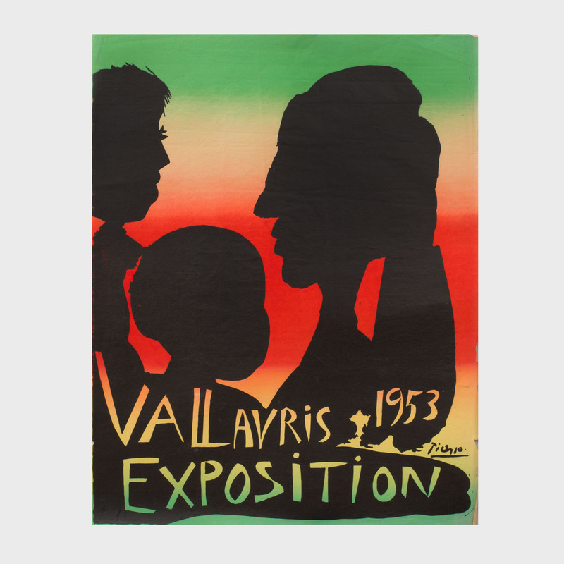 Pablo Picasso (1881-1973): Exposition Vallauris