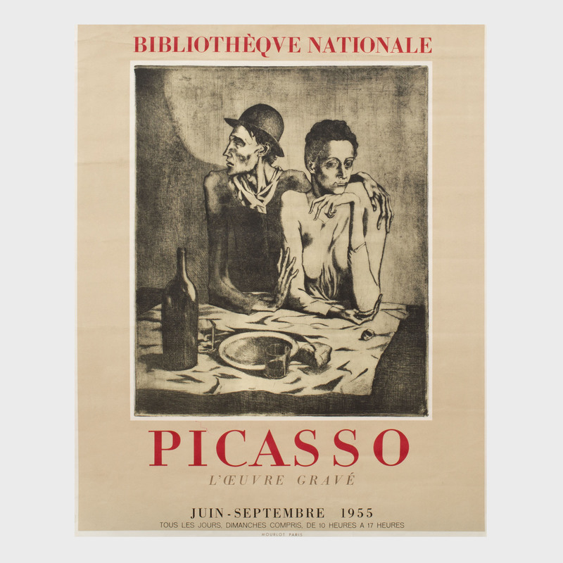 Three Pablo Picasso Posters