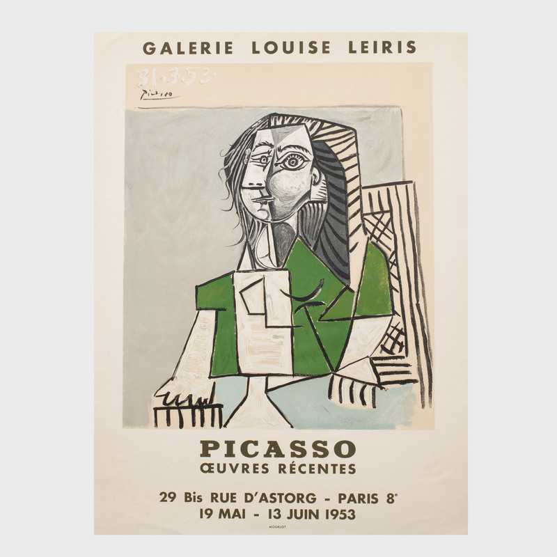 Two Pablo Picasso Posters