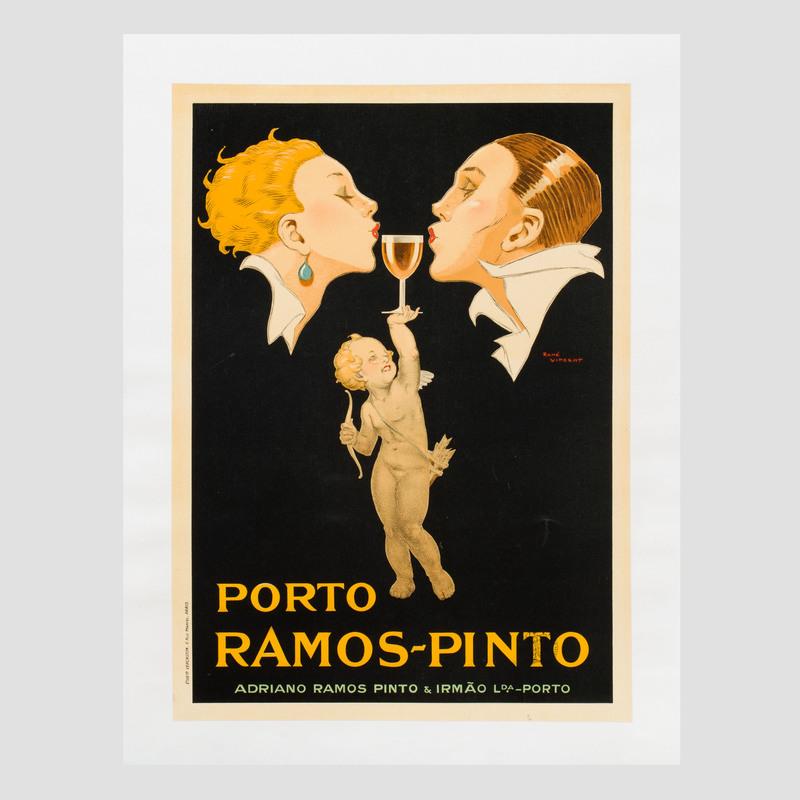 After René Vincent (1879-1936): Porto Ramos-Pinto