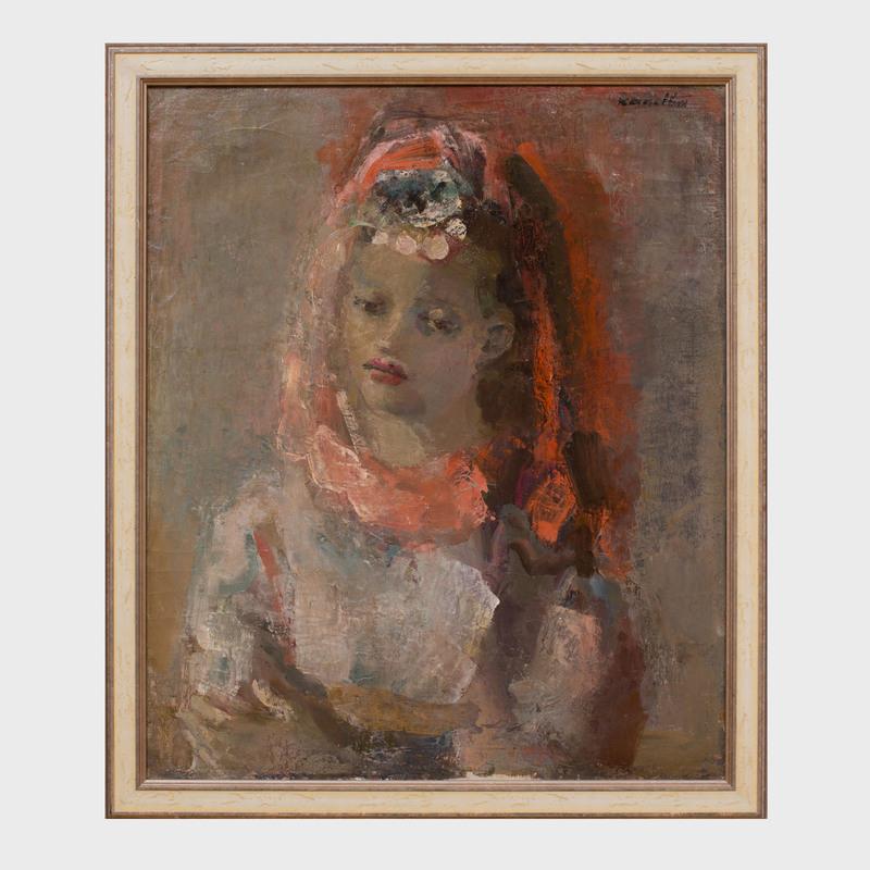 Raymond Kanelba (1897 - 1960): Gypsie