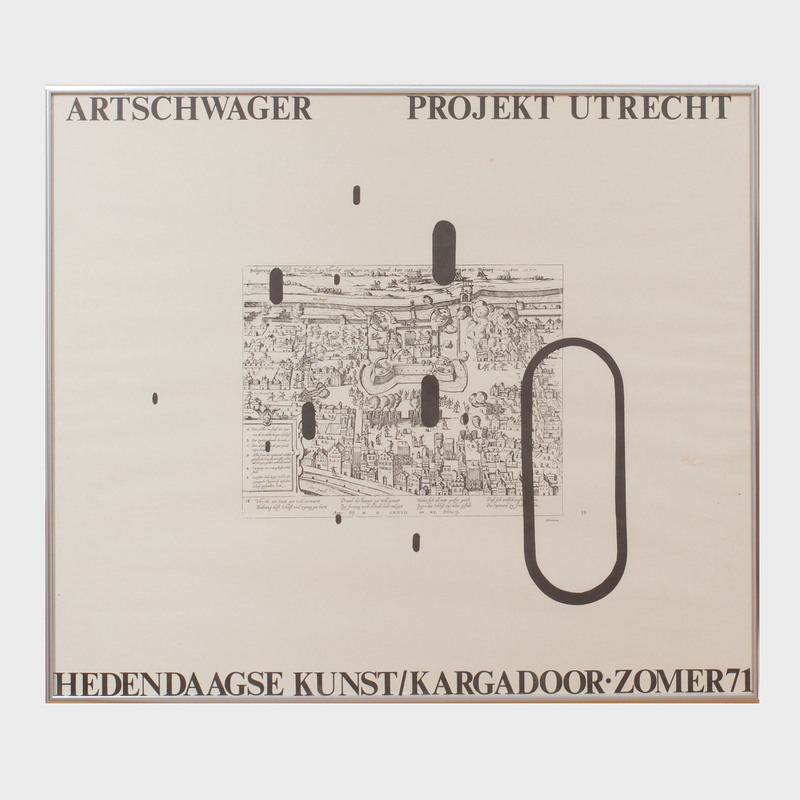 Richard Artschwager (1923-2013): Project Utrecht