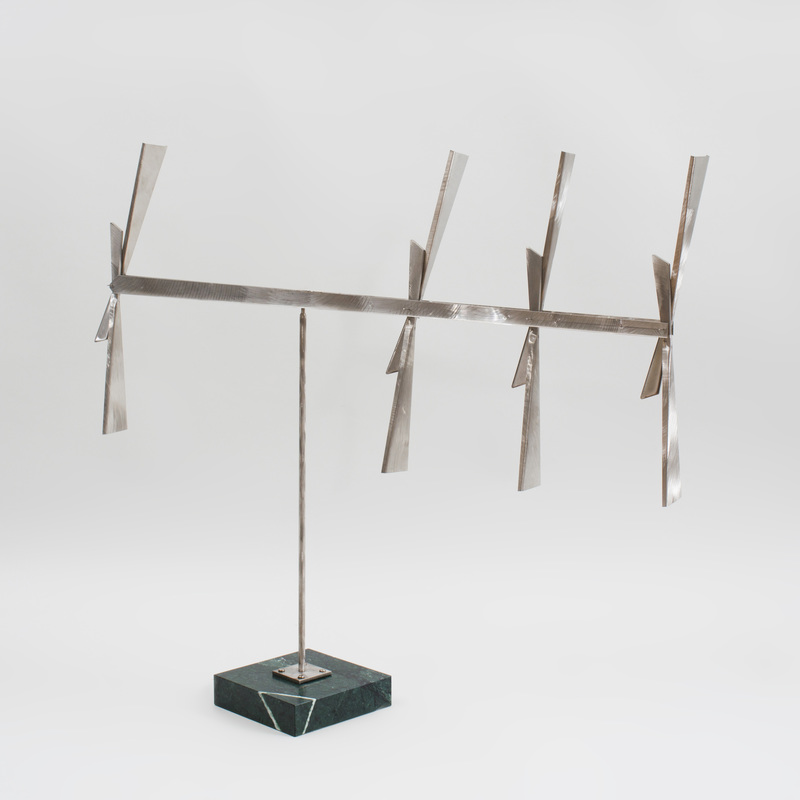 George Rickey (1907-2002): Weathervane