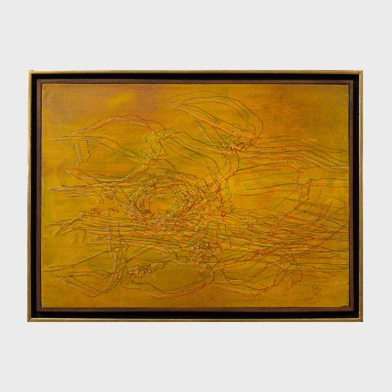 Charles Seliger (1926-2009): Mirage