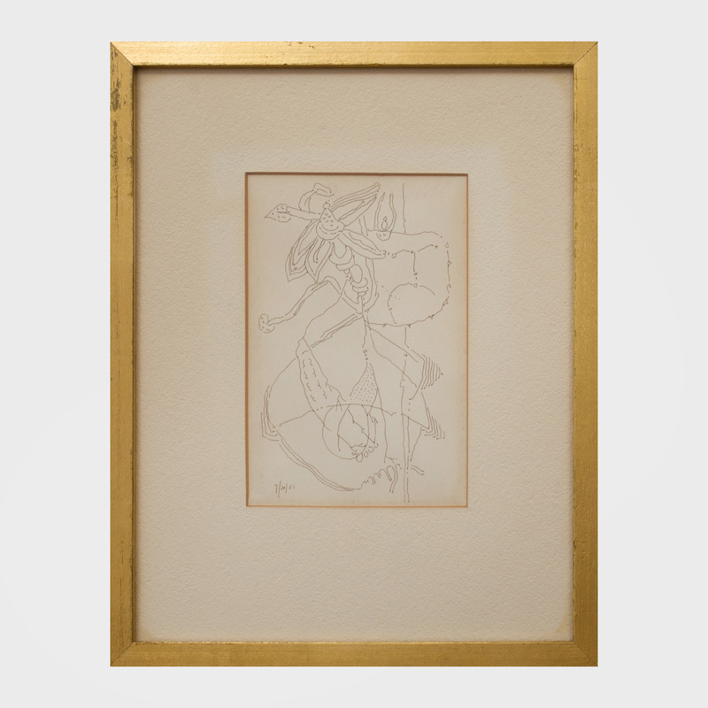 Charles Seliger (1926-2009): Untitled; Untitled; and Untitled