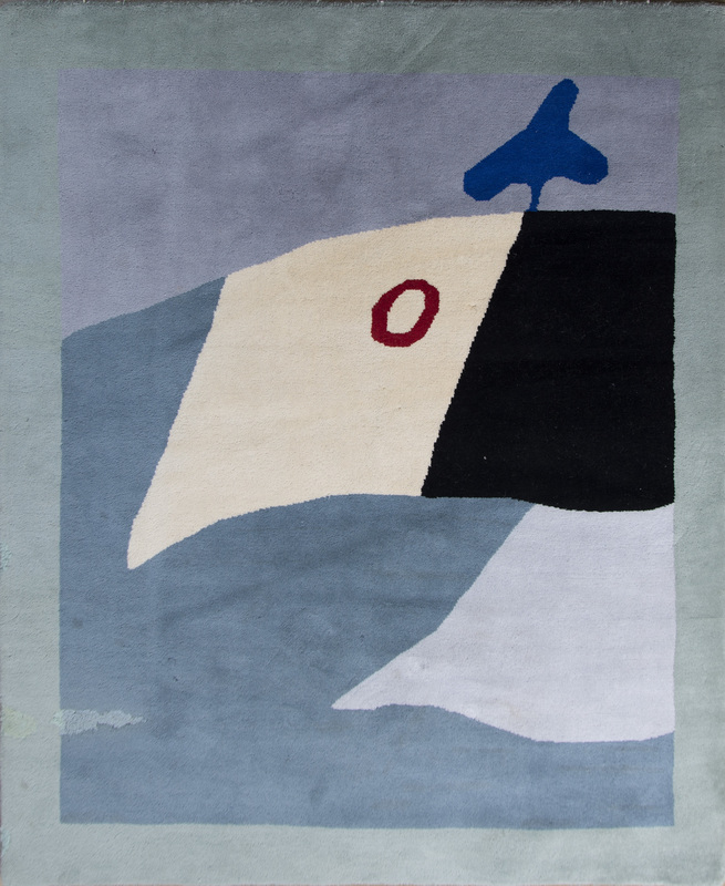 Jean Arp (1886-1966):  Cercle Rouge