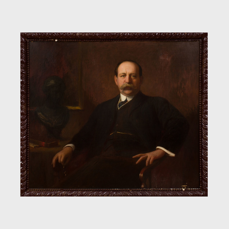 William John Whittemore: Portrait of Mr. William Kelly Simpson
