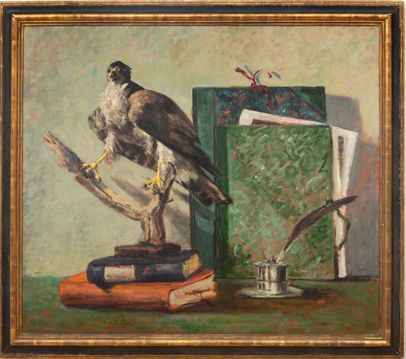 James Whitney Fosburgh (1910-1978): The Goshawk