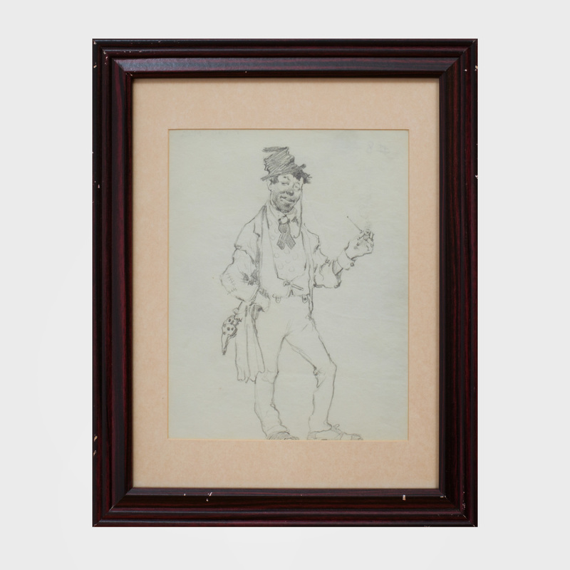 Francis Luis Mora (1874 - 1940): Twelve Costume Designs