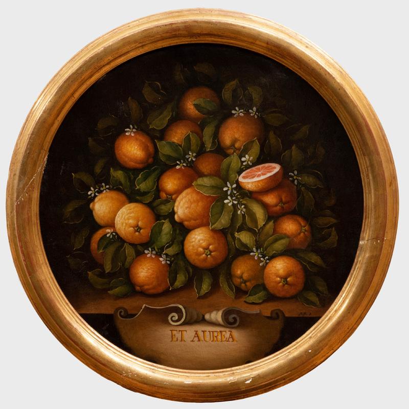 European School: Oranges