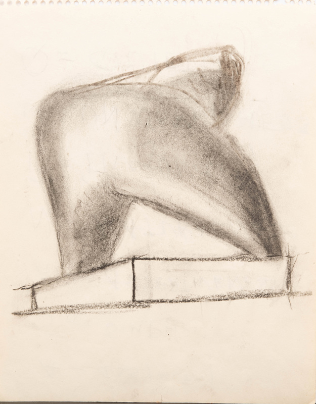 Jo Levy (1904-1996):  Untitled
