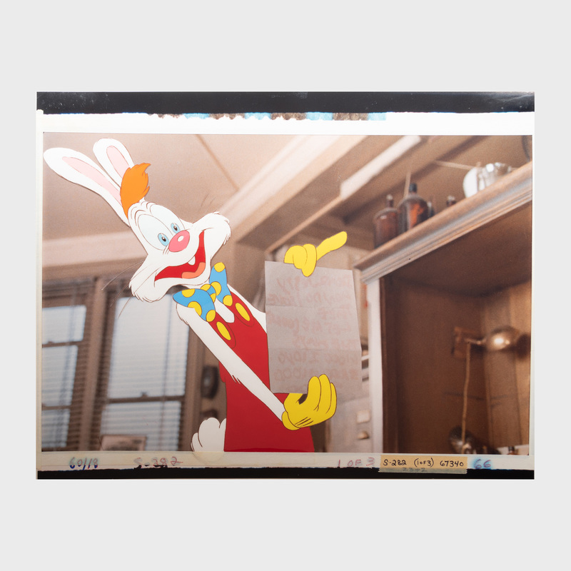 Walt Disney Studios: Roger Rabbit
