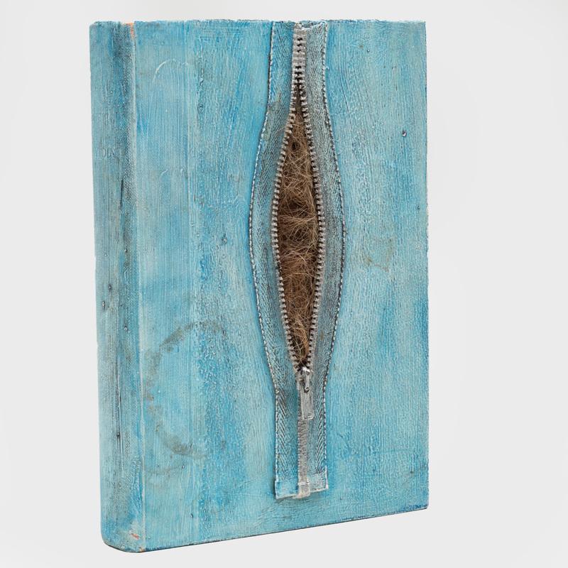 Barton Benes (1942-2012): Untitled (Vagina Book)