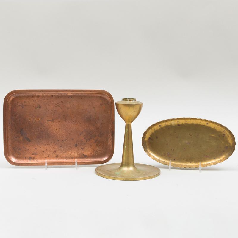 Three Wiener Werkstätte Table Articles