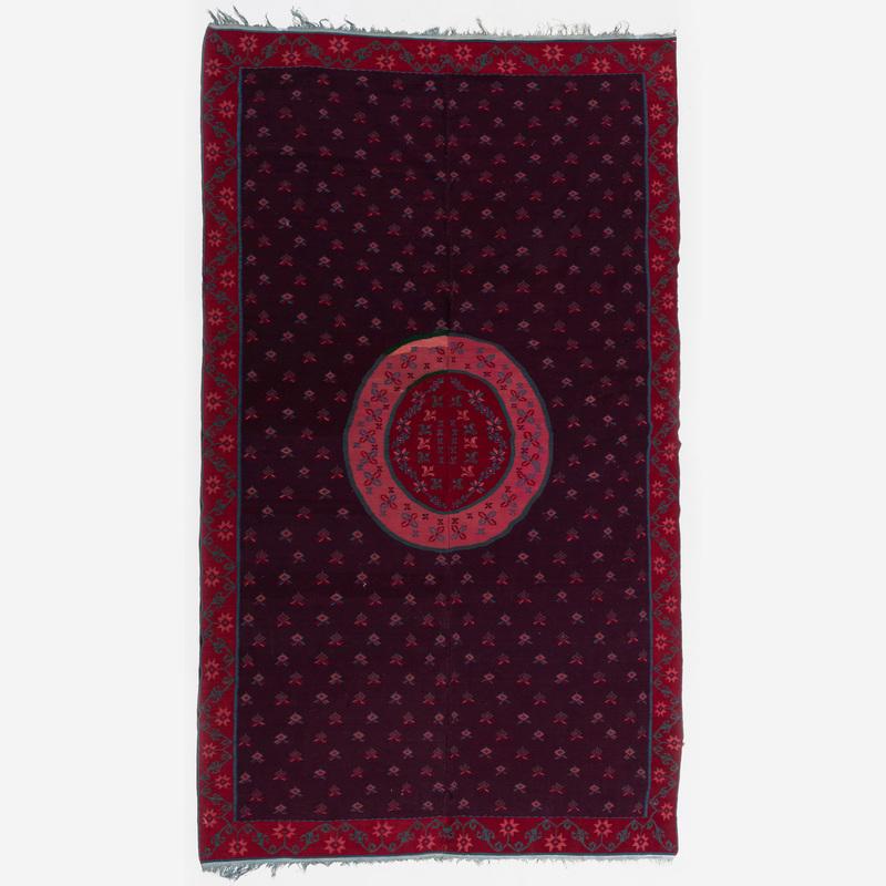Moldovan Flatweave Carpet