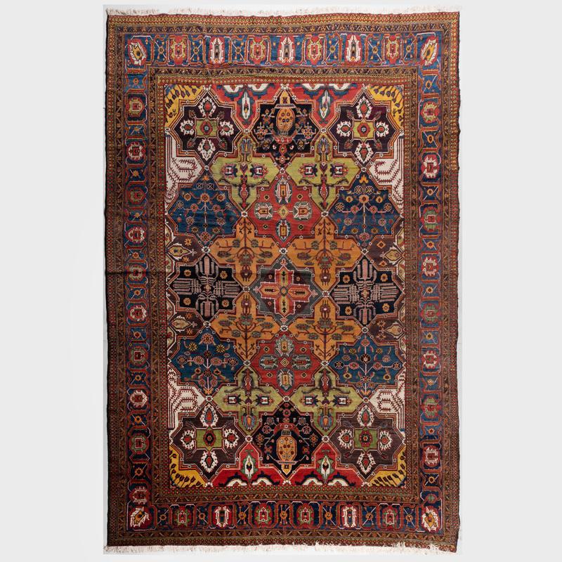 Persian Bakhtiari Carpet