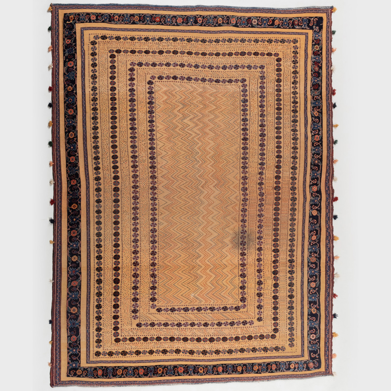 South Persian Flatwoven Carpet