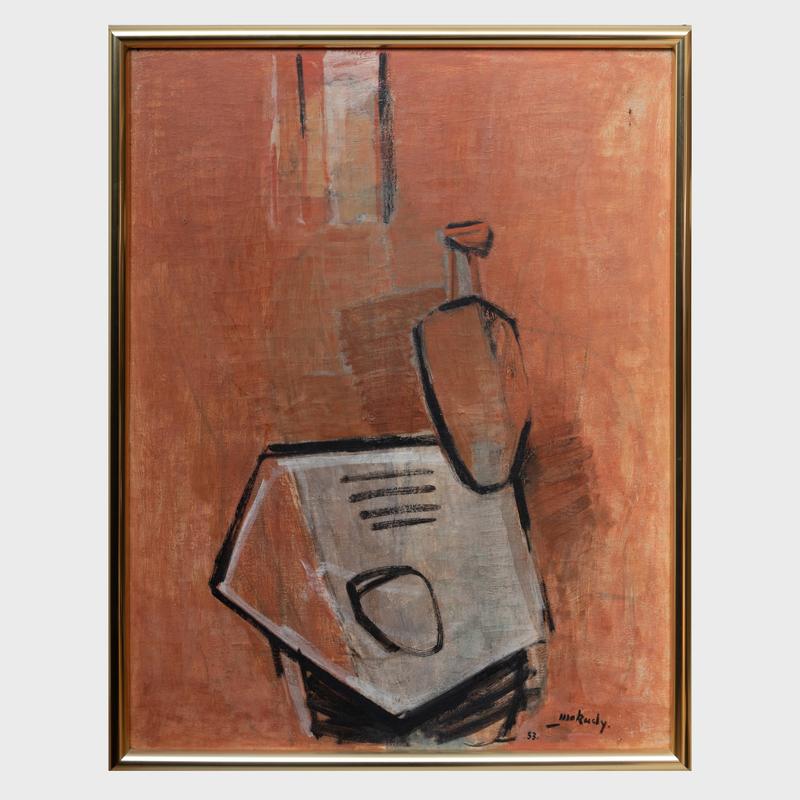 Moshe Mokady (1902-1975): Untitled
