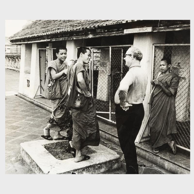 Jimmy Douglas: Douglas Cooper in Bangkok; and Douglas Cooper