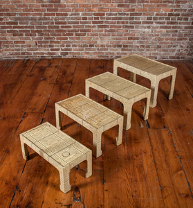 Set of Four Nesting Tables