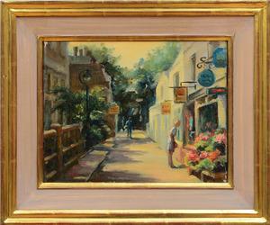 Suzanne C. Harris: The Narrow Street
